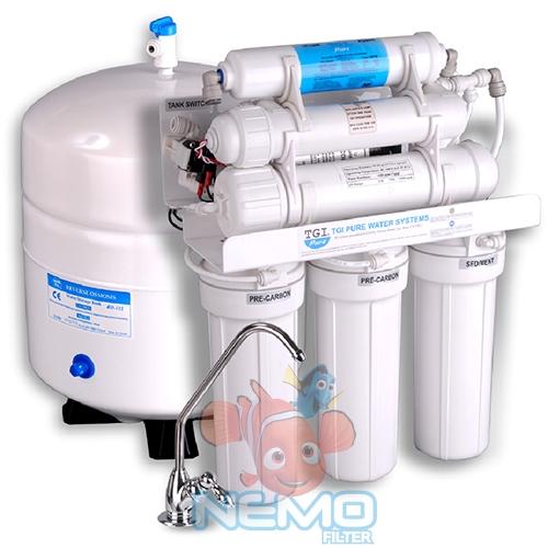 Как заменить фильтры воды