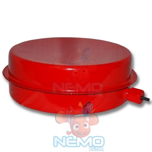 Топливный бак с клапаном печки на дизельном топливе Харьковхолодмаш АОЖ-1,8