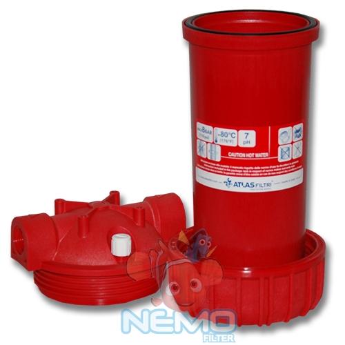 Устройство фильтра для горячей воды ATLAS Senior Plus HOT 3P-AFP SX 3/4