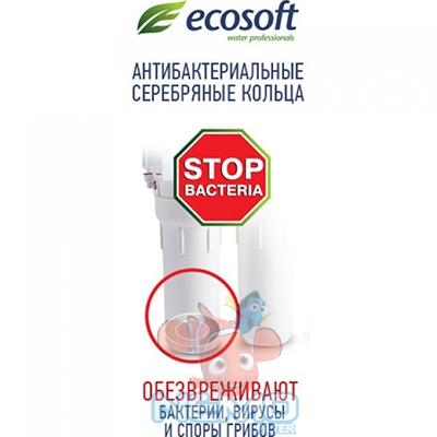 Схема установки серебряных кольц Ecosoft silvoring