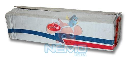 Упаковка картриджа JIMTEN 25 микрон (голубые диски)