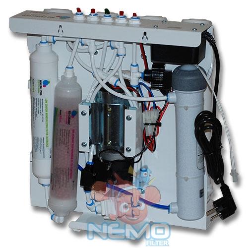 Фильтр LEADER Comfort RO-50G с биокерамикой и УФ лампой