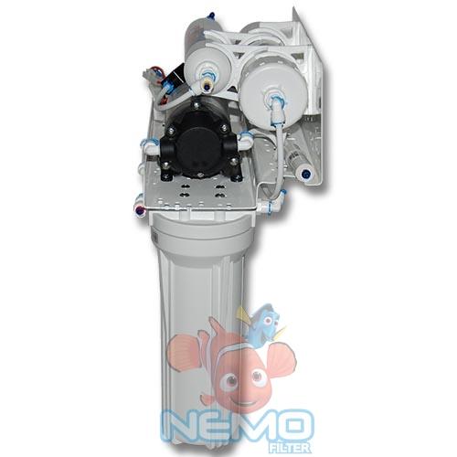 Пятиступенчатый фильтр для воды Новая Вода NW-RO525P с насосом