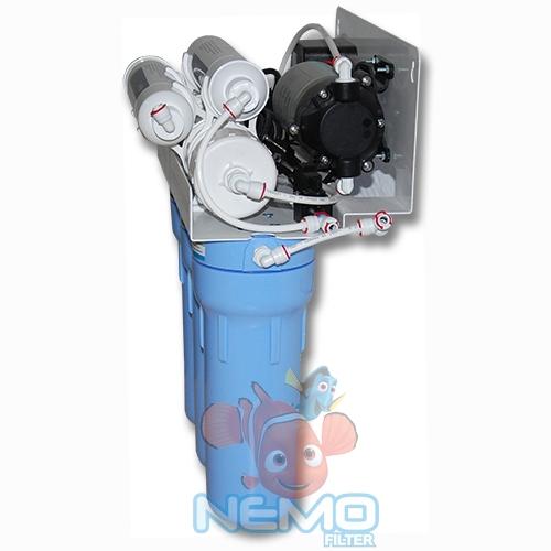 Шестиступенчатый фильтр обратного осмоса Наша Вода Absolute MO 5-50 МР