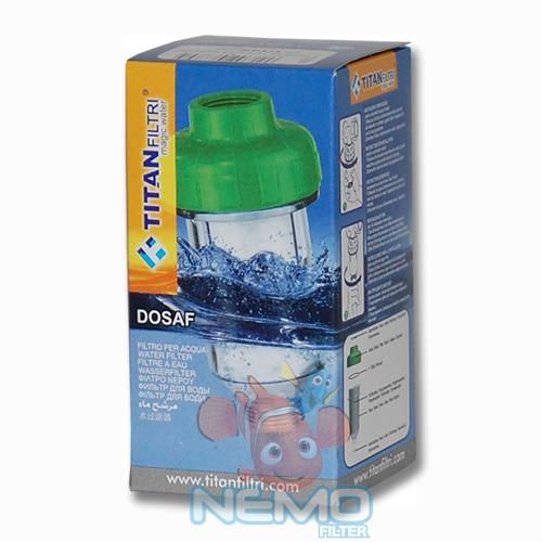 Упаковка фильтра для стиральных машин TITAN Dosal