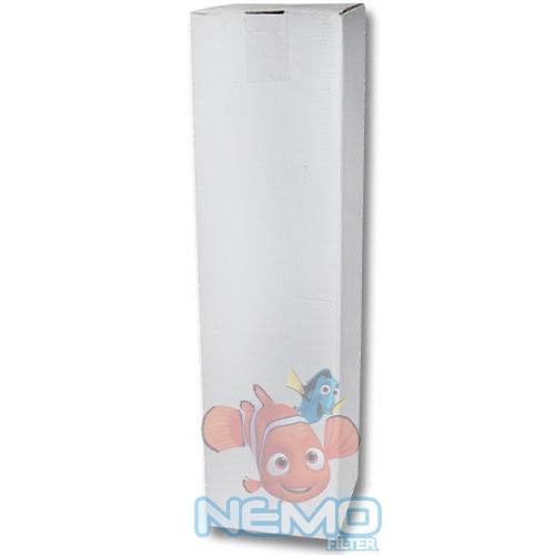 Упаковка фильтра Вig Вlue 20 AQUAKUT из нержавеющей стали