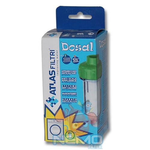 Упаковка фильтра для стиральных машин ATLAS Dosal