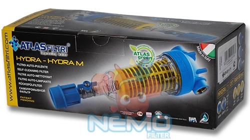 Упаковка фильтра промывного ATLAS Hydra RLH 90 микрон
