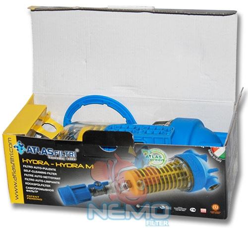 Упаковка фильтра промывного ATLAS Hydra RSH 50 микрон