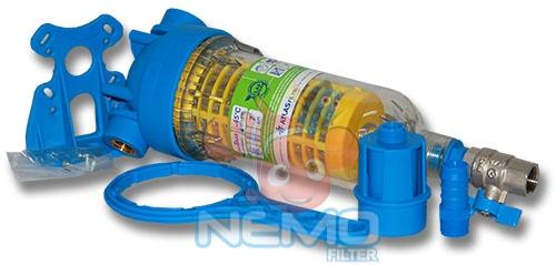 Комплектация фильтра ATLAS Hydra RAH 90 микрон