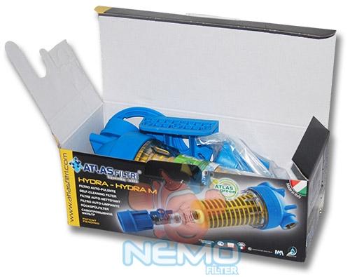 Упаковка фильтра ATLAS Hydra RLH 90 мкм
