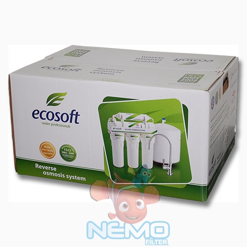 Упаковка Фильтра обратного осмоса ECOSOFT 7-50МUV