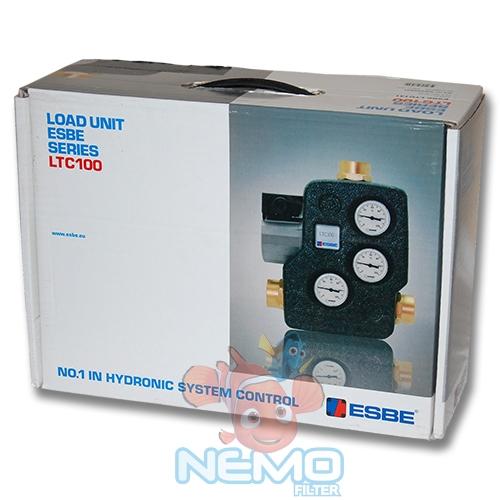 Упаковка терморегулятора ESBE LTC100