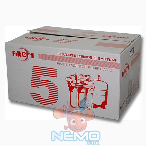 Упаковка Фильтра обратного осмоса FILTER 1 MO 5-50