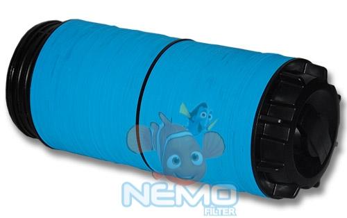 Картридж JIMTEN короткий 25 микрон (голубые диски)