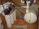 Установка системы обратного осмоса Новая Вода NW-RO525P с насосом