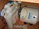 Установка системы обратного осмоса TGI WIN-545