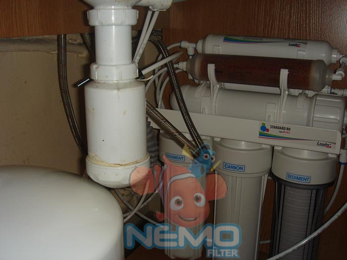 Инструкция фильтр новая вода