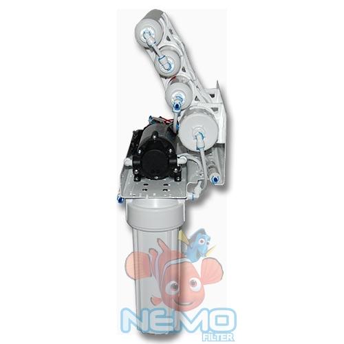 Семиступенчатый фильтр обратного осмоса Новая Вода NW-RO702P