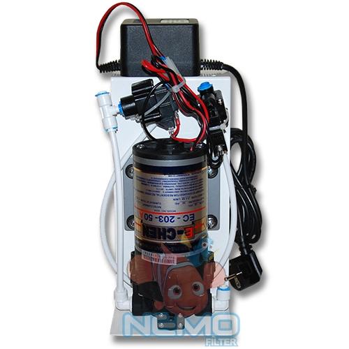 Внешний вид помпы повышения давления Pump