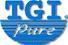 Логотип компании TGI