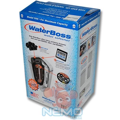 Упаковка системы умягчения воды WaterBoss 900